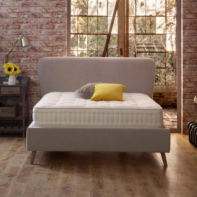 Ava King Size Bedstead