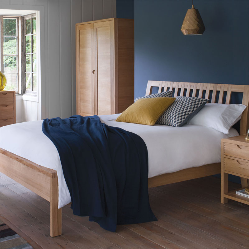Ercol Bosco King Size Bed