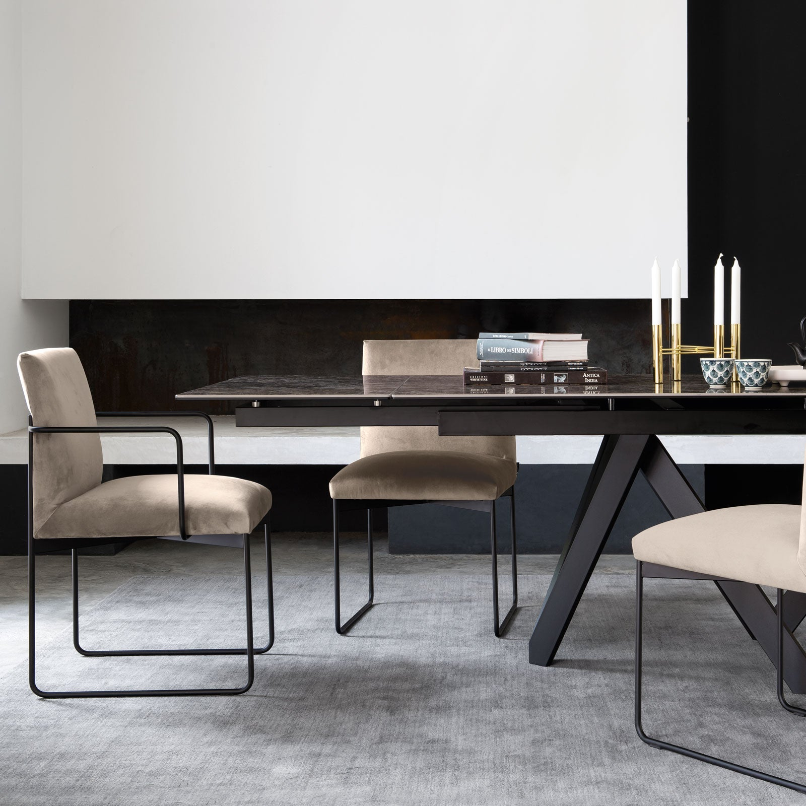 Calligaris Icaro Dining Table