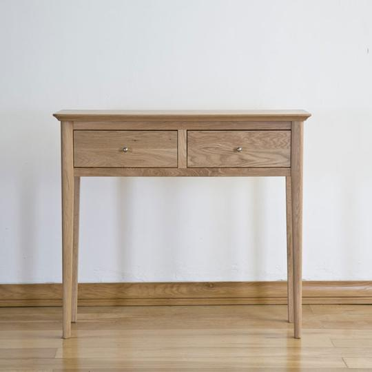 Naples 2 Drawer Console Table
