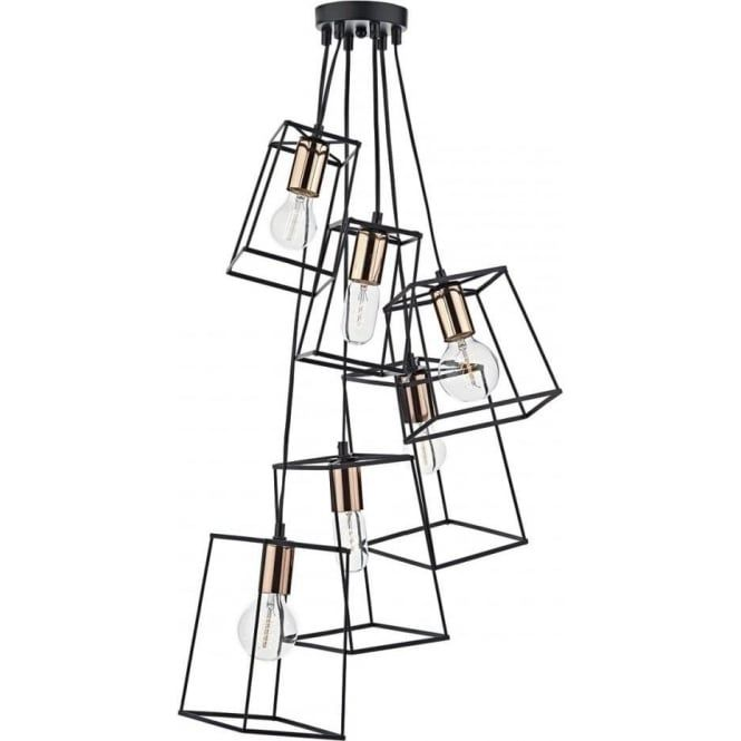 dar Tower Cluster Pendant
