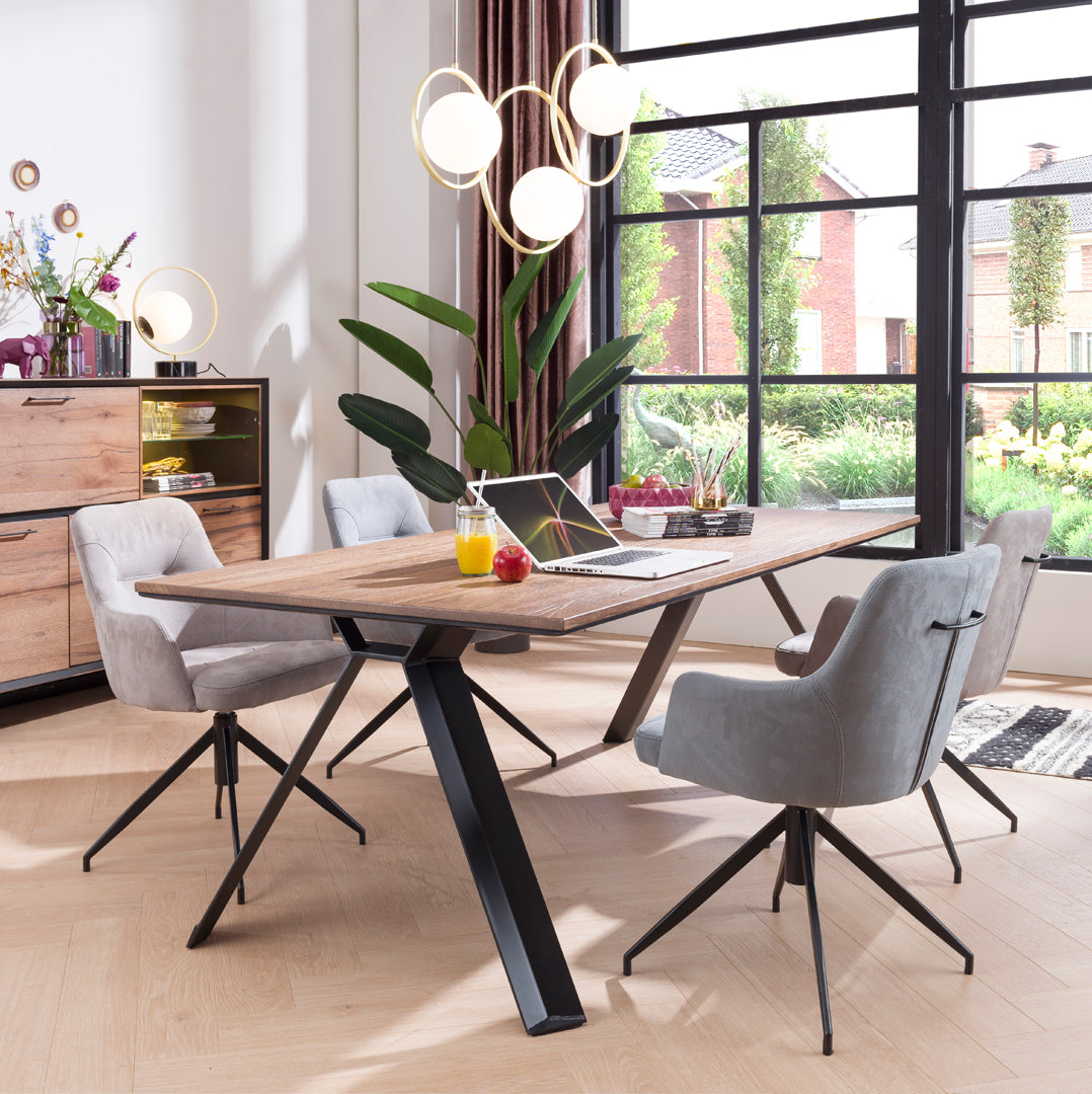 Janella Extending Dining Table
