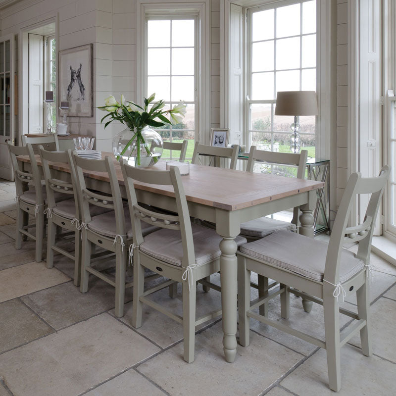 Neptune Suffolk Extending Dining Table