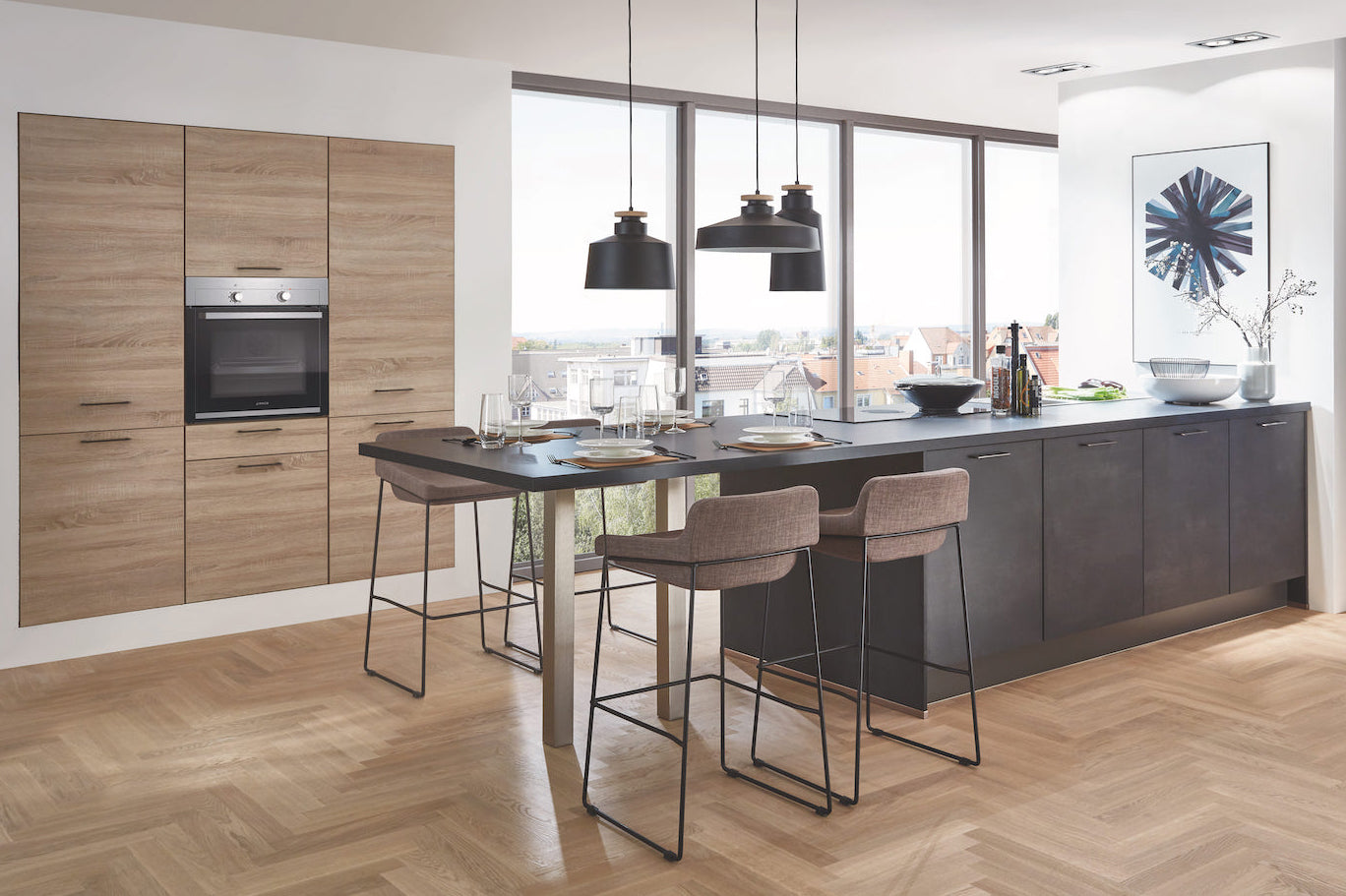 Nobilia Kitchen Range
