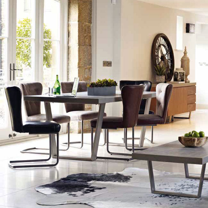 Petra Fixed Dining Table (160cm)