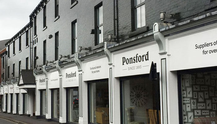 Ponsford Studio Building