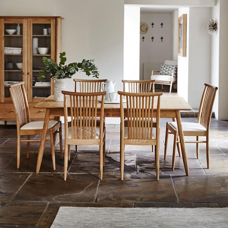 Ercol Teramo Dining Table