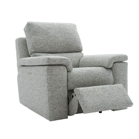 G Plan Taylor Power Recliner Fabric Armchair