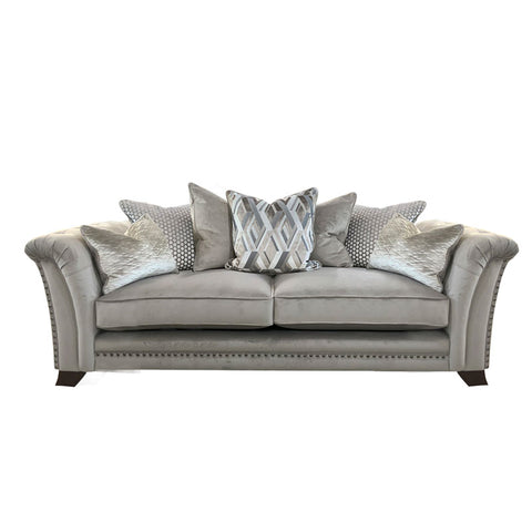 Florence 3 Seater Scatter Back Sofa