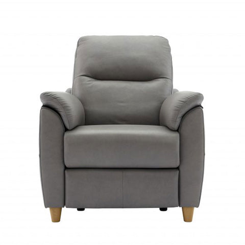 G Plan Spencer Leather Armchair