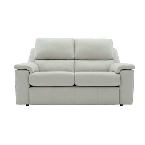 G Plan Taylor 2 Seater Leather Sofa