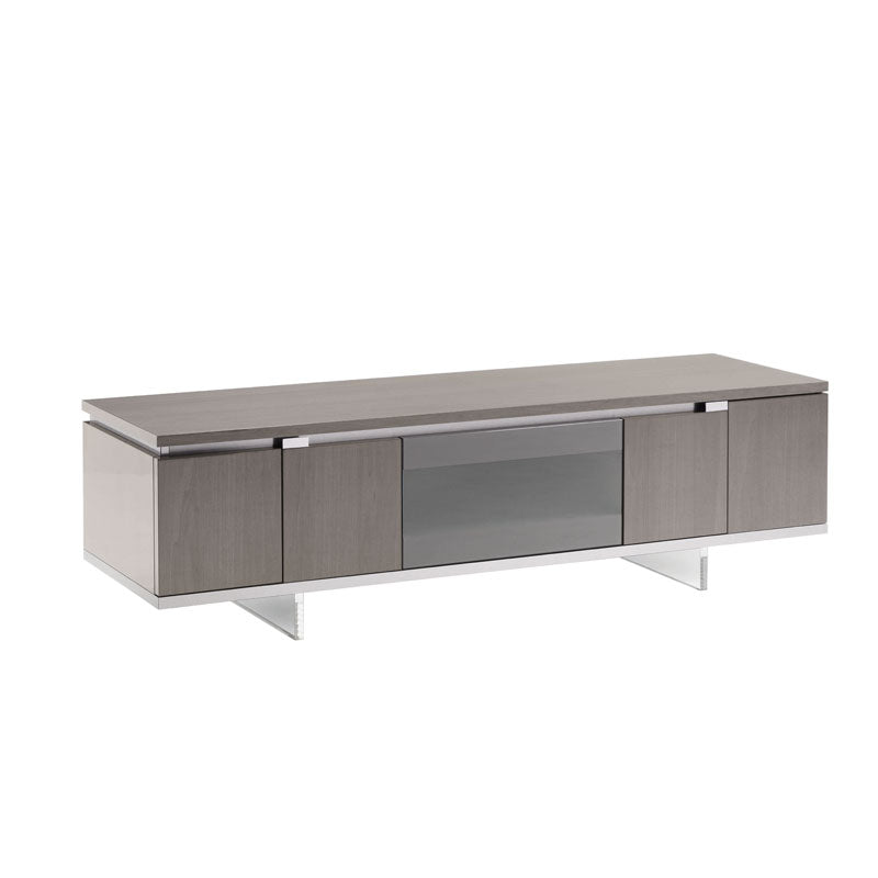 4 Door High Gloss Large Sideboard