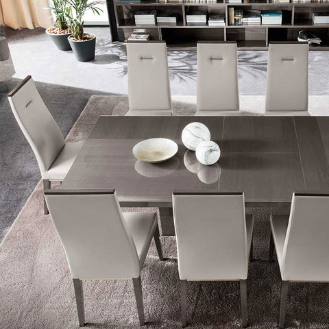 Athena 250cm High Gloss Exending Table