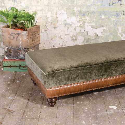 Tetrad Heritage Constable Large Footstool
