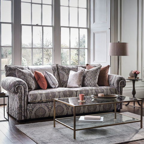 Duresta Waldorf Grand Split Sofa