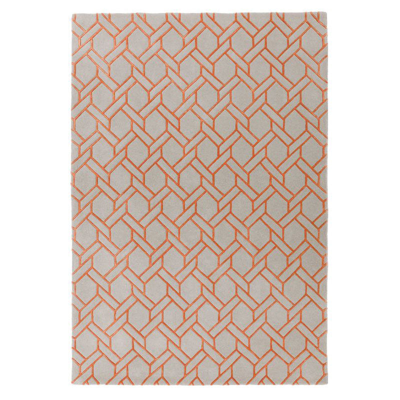 Asiatic Nexus Silver Orange Rug