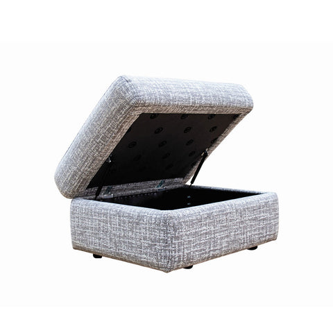 G Plan Kingsbury Fabric Storage Footstool