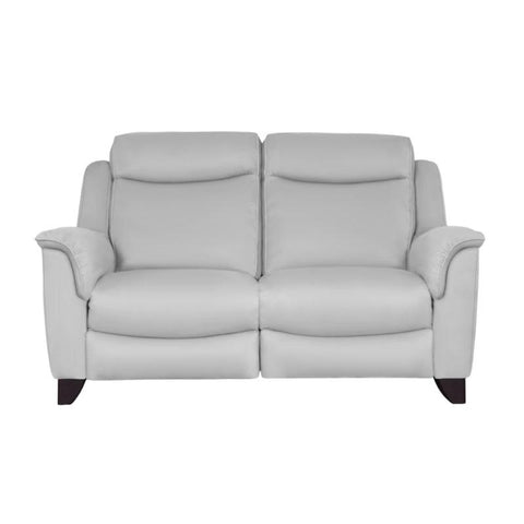 Parker Knoll Manhattan Leather 2 Seater Sofa