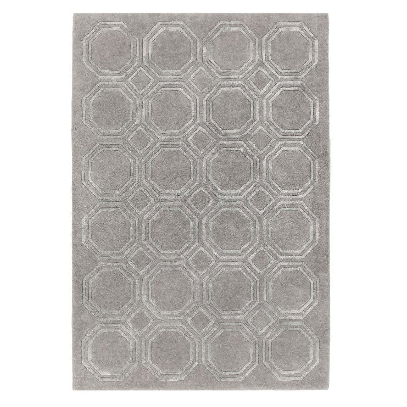 Asiatic Nexus Silver Rug