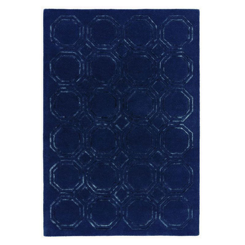 Asiatic Nexus Navy Rug