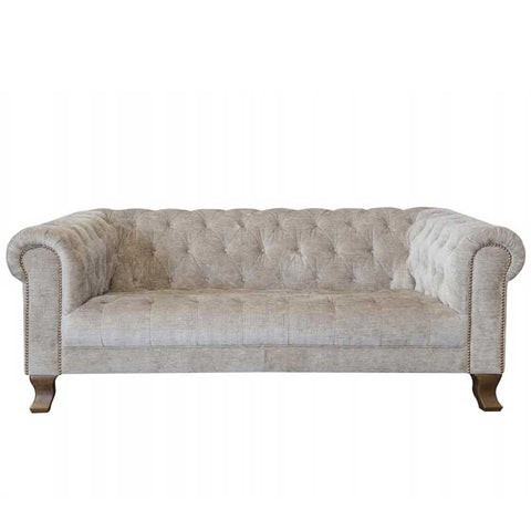 Alexander & James Vivienne Shallow Seat Midi Sofa - No Cushions