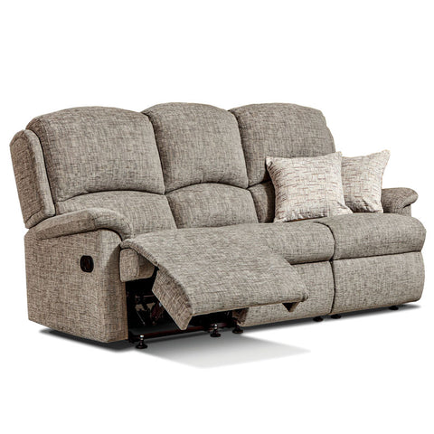 Sherborne Virginia Small 3-Seater Reclining Sofa