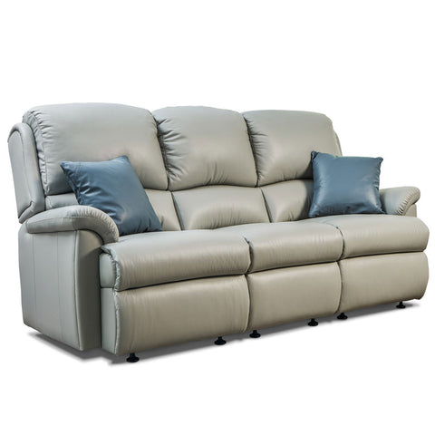 Sherborne Virginia Small Fixed 3-Seater Sofa