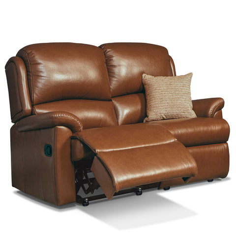 Sherborne Virginia Small Rechargeable Power Reclining 2-Seater Sofa