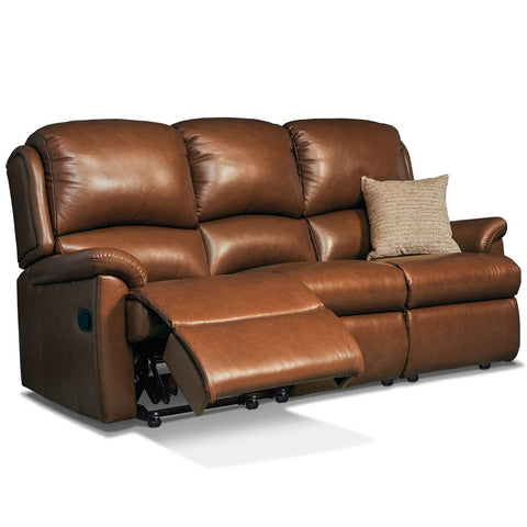Sherborne Virginia Small 3-Seater Rechargeable Power Reclining Sofa