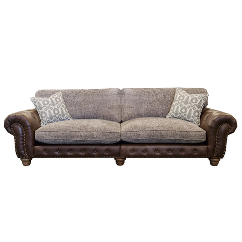 Alexander & James Wilson Grand Split Standard Back Sofa