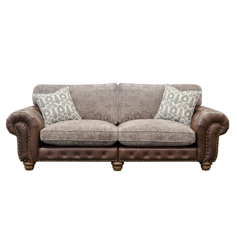 Alexander & James Wilson Large Split Standard Back Sofa