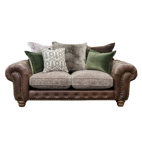 Alexander & James Wilson Small Pillow Back Sofa