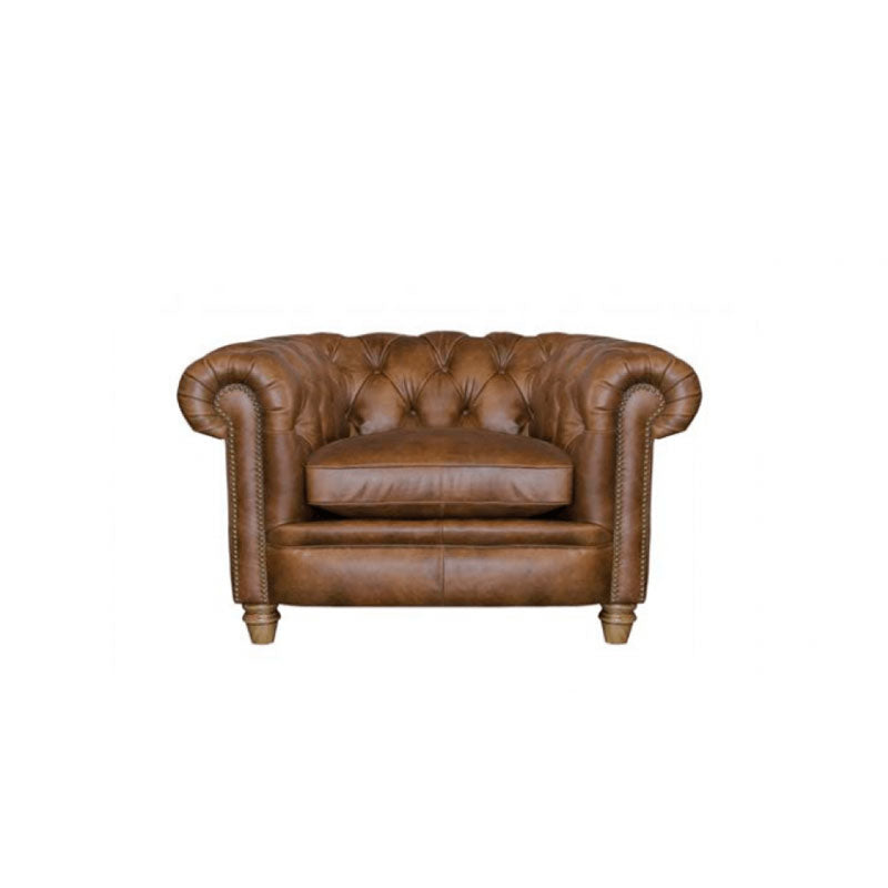 Alexander & James Abraham Junior Leather Chair