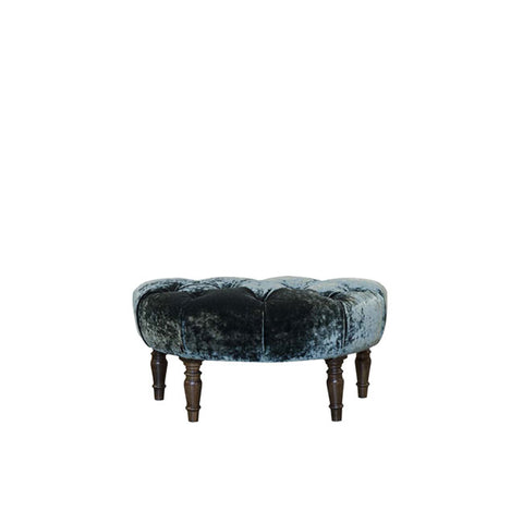 Alexander & James Imogen Buttoned Footstool