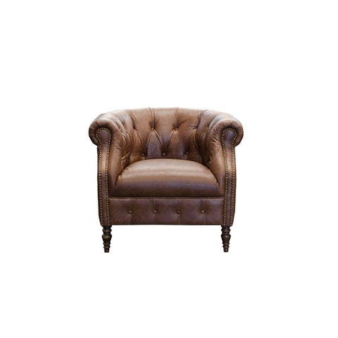 Alexander & James Jude Leather Chair