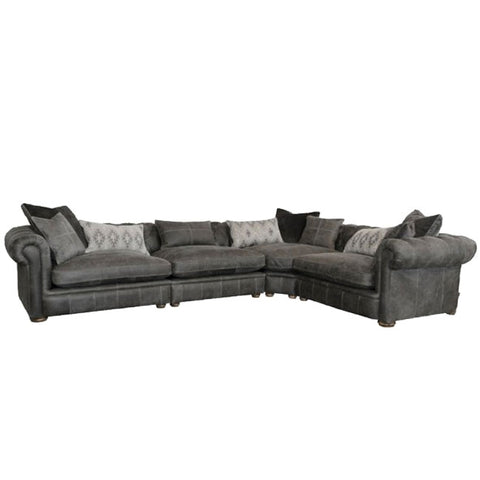 Alexander & James The Retreat 4 Piece Corner Sofa