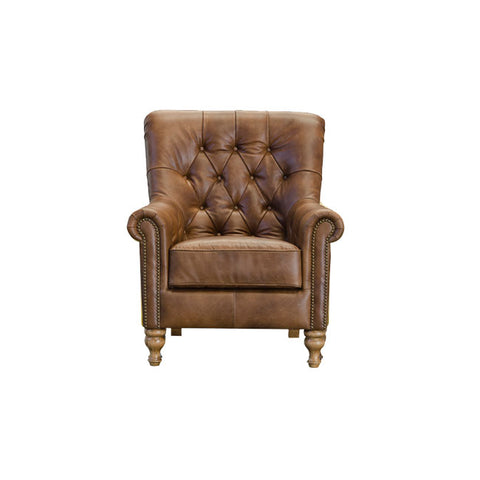 Alexander & James Sofia Leather Chair