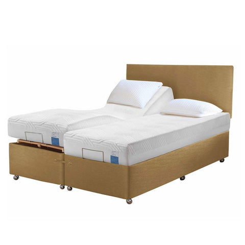 TEMPUR® Ardennes Adjustable Massage Divan