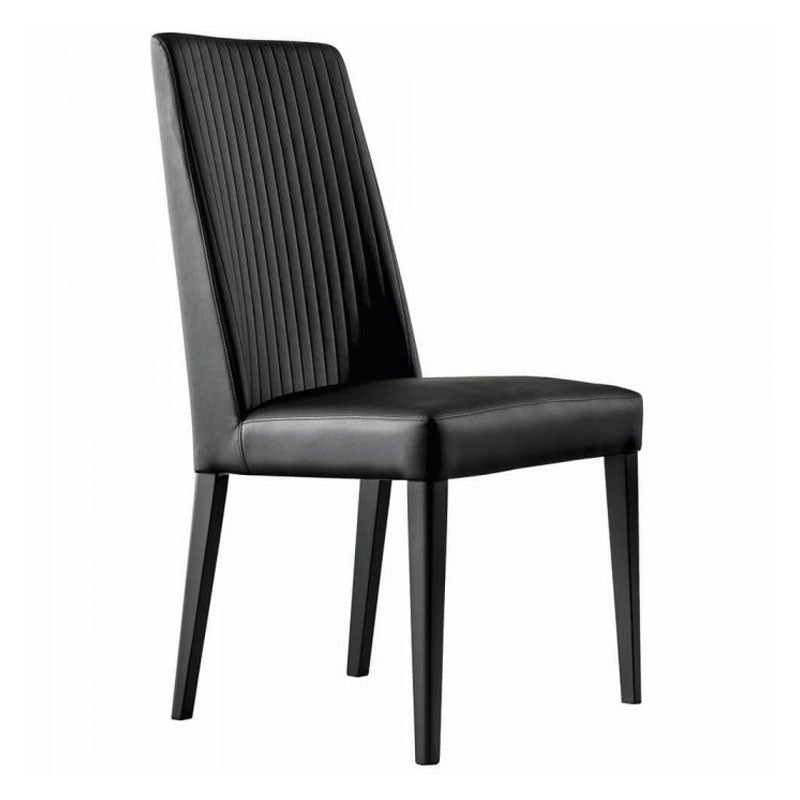 Pair of Arianna Black Dining Chairs