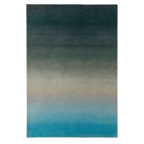 Asiatic Ombre Blue Rug