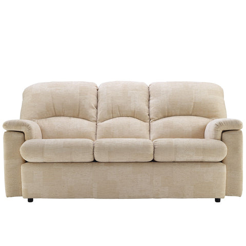 G Plan Chloe 3 Seater Fabric Sofa