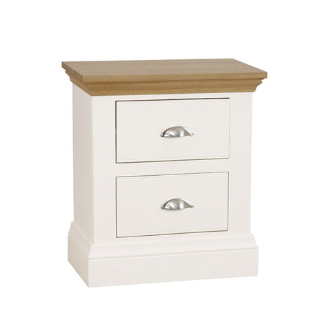 Pembridge Small 2 Drawer Bedside