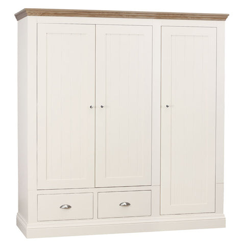 Pembridge Triple Ladies Wardrobe