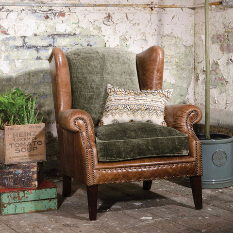 Tetrad Heritage Constable Wing Chair