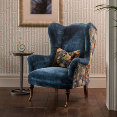Spink & Edgar Crawford Wing Chair