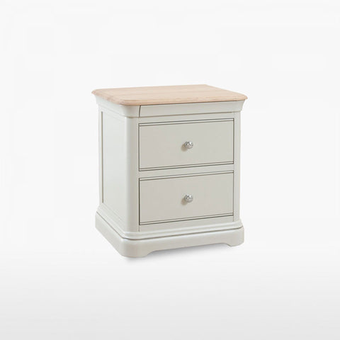 Cromwell 2 Drawer Bedside Chest