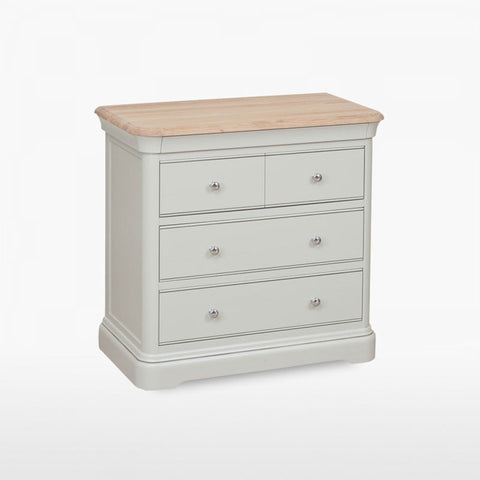 Stag Cromwell 2+2 Chest of Drawers