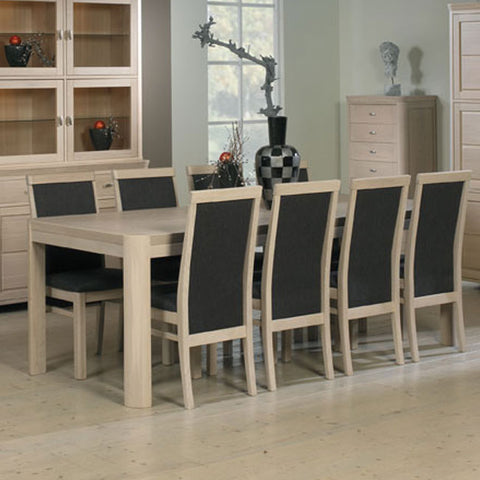 Faro Extending Dining Table & 4 Chairs