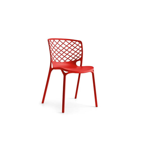 Connubia Calligaris Gamera Stackable Nylon Chair