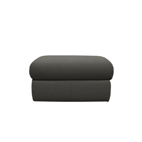 G Plan Kingsbury Leather Storage Footstool